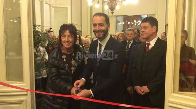 """Riviera24 - Inaugurazione mostra """"Mario Sironi"""" al Casinò"""