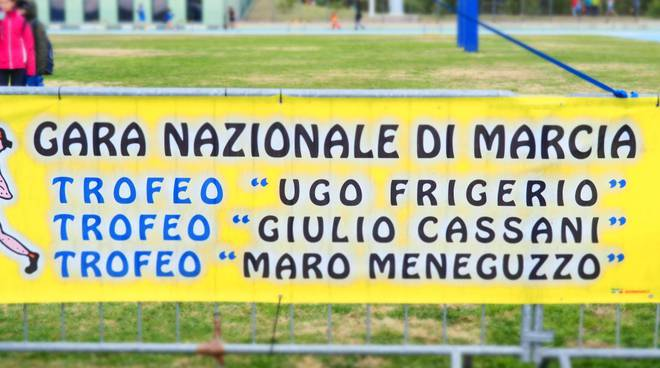 """riviera24 - Sanremo, Prova Trofeo """"Frigerio"""""""