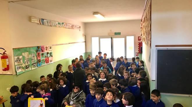 riviera24 - scuola riva ligure festa compleanno vincenza apostoli