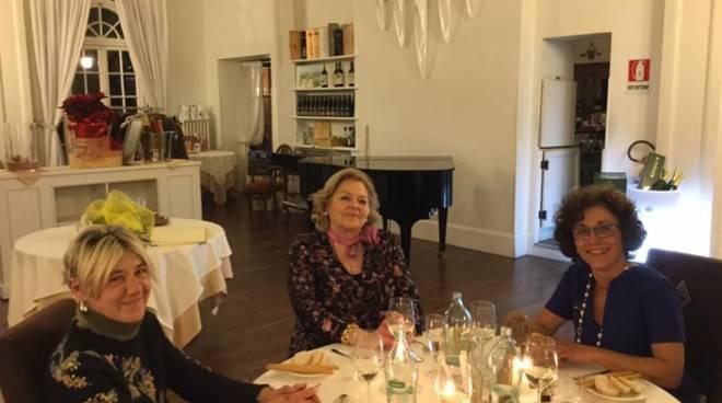 riviera24 - Simone Orvart a serata di Zonta Club Sanremo