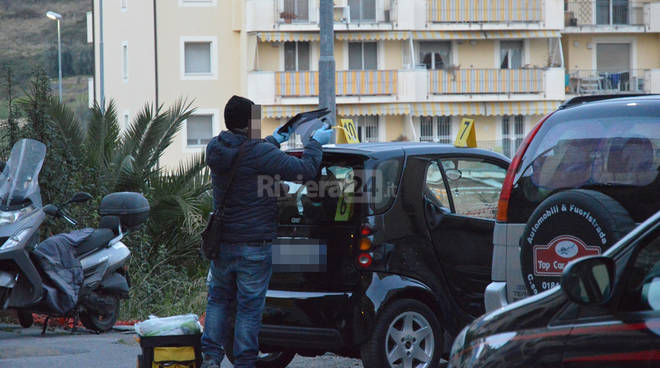 Riviera24 - sparatoria solaro sanremo
