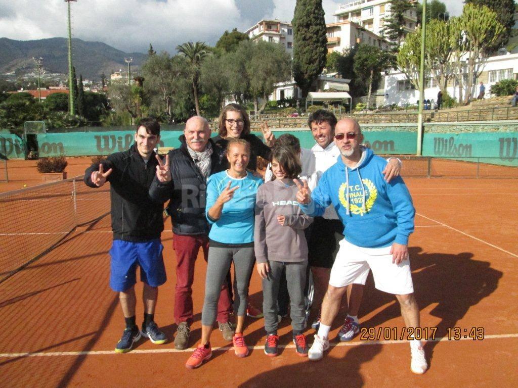 Riviera24 - tennis Finale vince il Torneo  Riviera dei Fiori