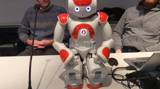 Robotica, il convegno al Palafiori di Sanremo
