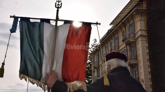 Sanremo celebra la Giornata della Memoria