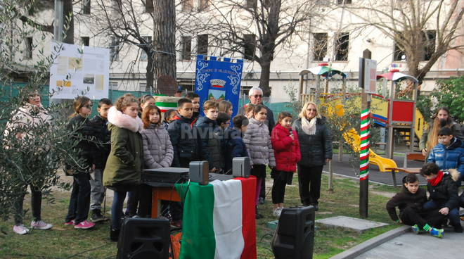 Vallecrosia ricorda l'olocausto