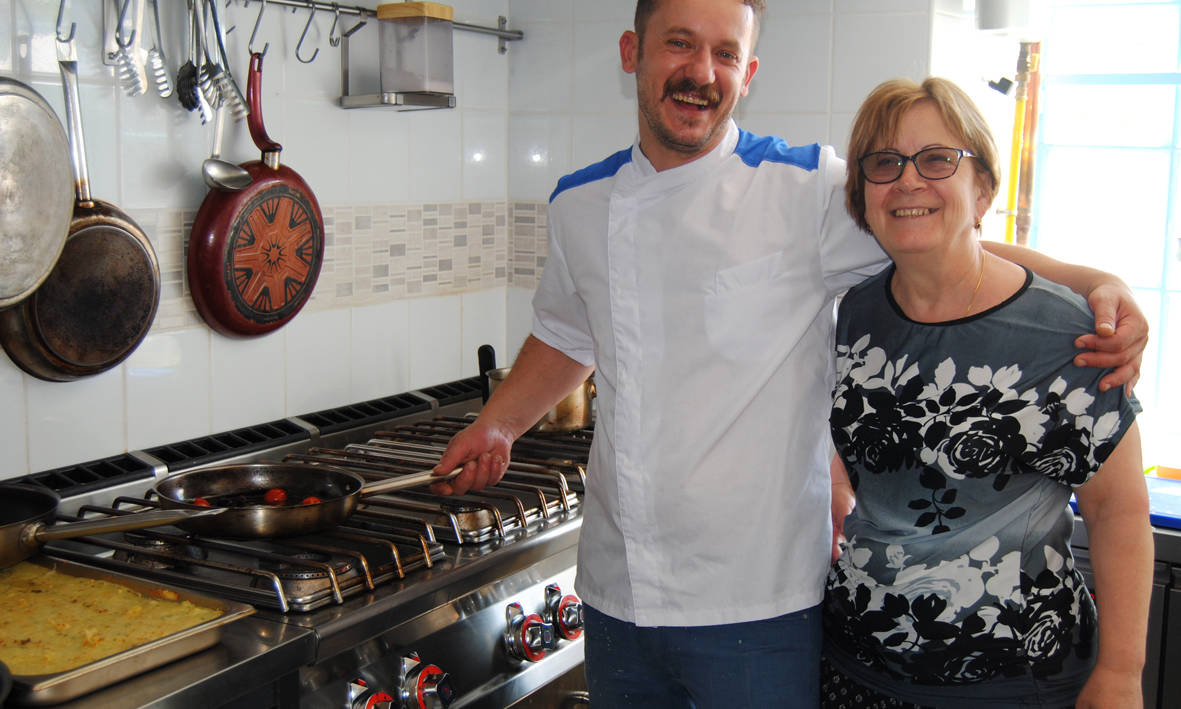 Chef Paolo Leone