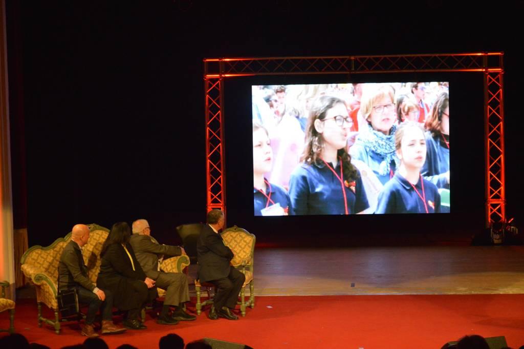Guardami oltre...! L'evento al Casinò di Sanremo