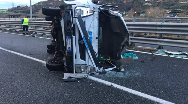 incidente mortale a ventimiglia
