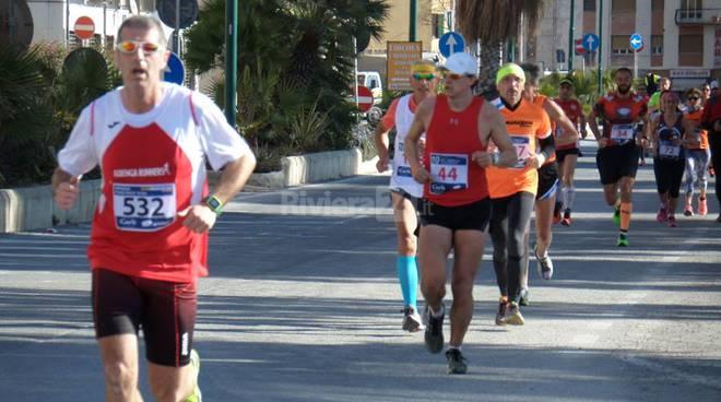 Mezza Maratona Città di Imperia, primo posto per El Mennani e Ivana Iozzia nella 20km