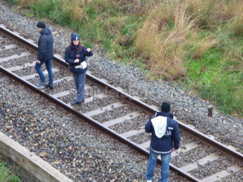Migrante investito da treno a Ventimiglia