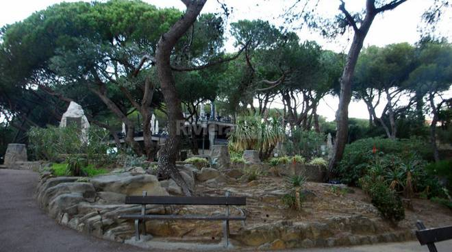 Pineta di Bordighera