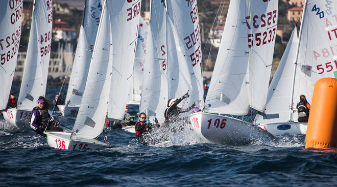 "riviera24 -  ""420 e 470 The Carnival Race"""