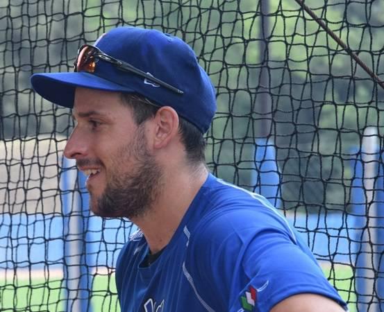 riviera24- Alex Liddi e il Sanremo Baseball