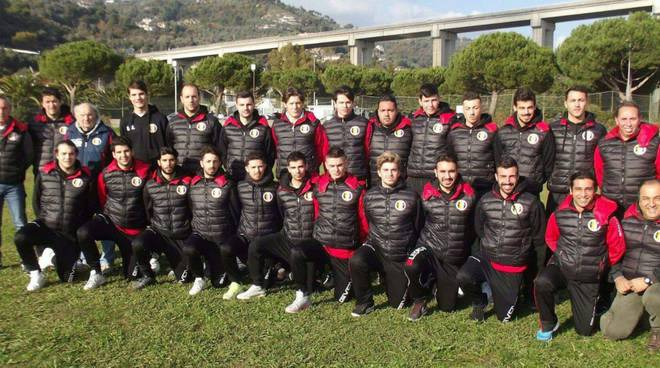riviera24 - calcio prima categoria don bosco vallecrosia intemelia squadra 2016 - 2017