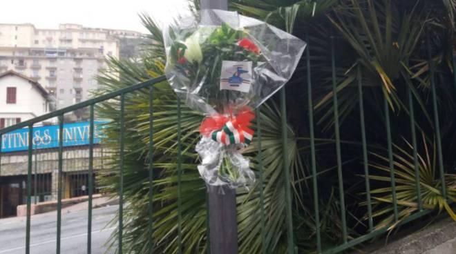 riviera24 - Cerimonia dei martiri delle foibe a Sanremo