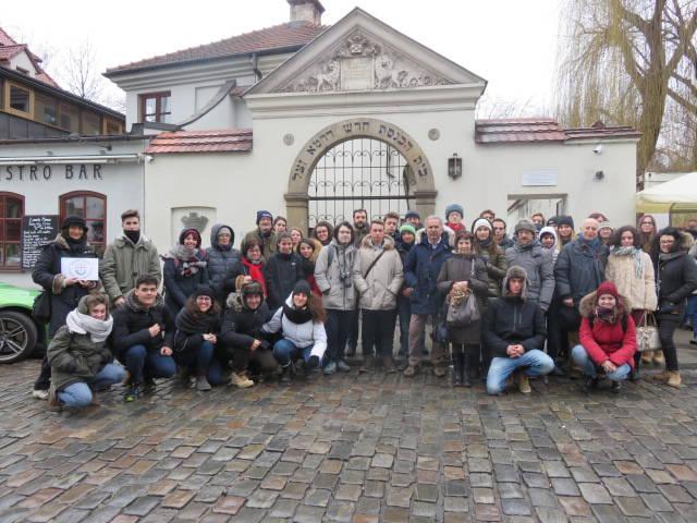 riviera24 - Delegazione del consiglio regionale nei luoghi della Shoah