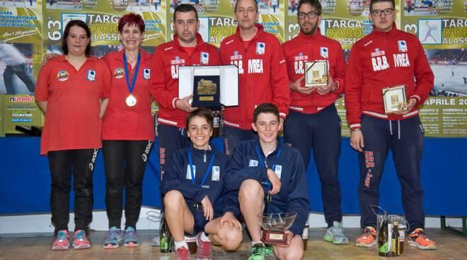 riviera24 - generica torneo  targa d'oro bocce alassio