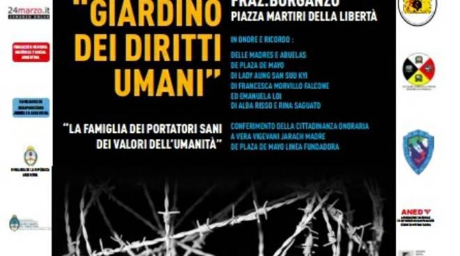 riviera24 - Giardino dei Diritti Umani