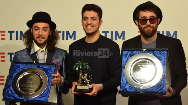 riviera24 - Lele, Maldestro e Tommaso Pini
