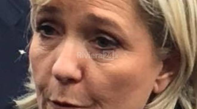 riviera24 -  Marine Le Pen