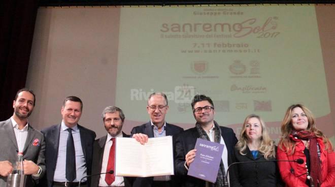riviera24 - Protocollo d'intesa tra Sanremo e Matelica