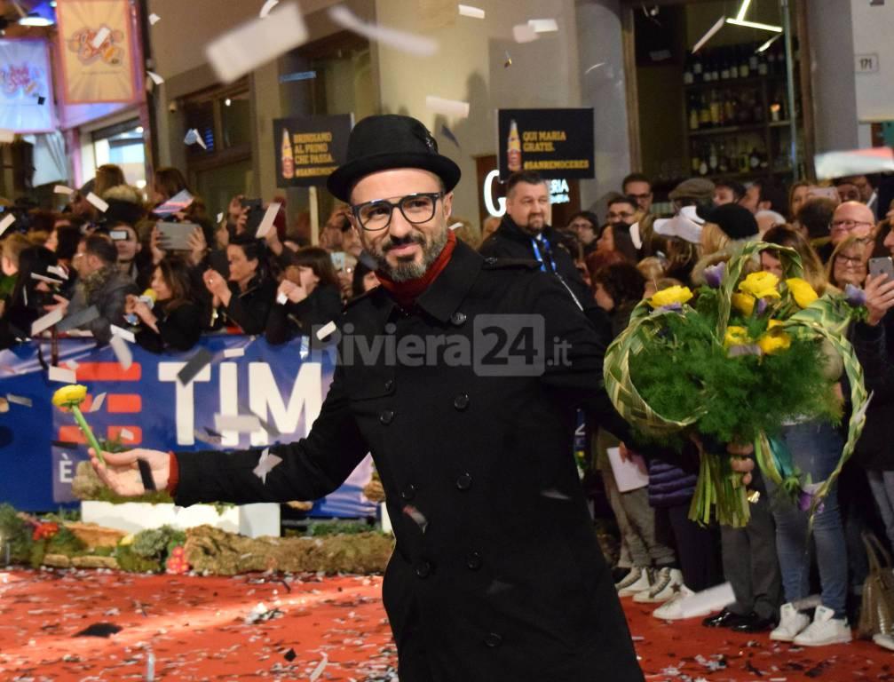 riviera24 - red carpet cantanti festival di sanremo 2017