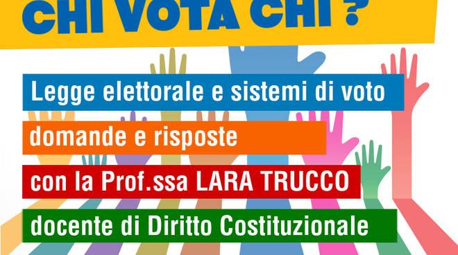 """riviera24 - """"Riprendiamoci la Democrazia – Chi vota chi?"""""""