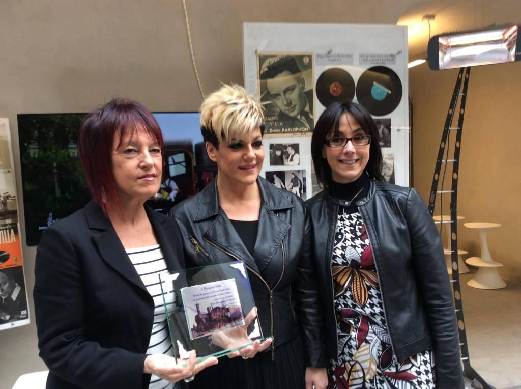 Riviera24 - Sanremo, premio a Manuela Villa