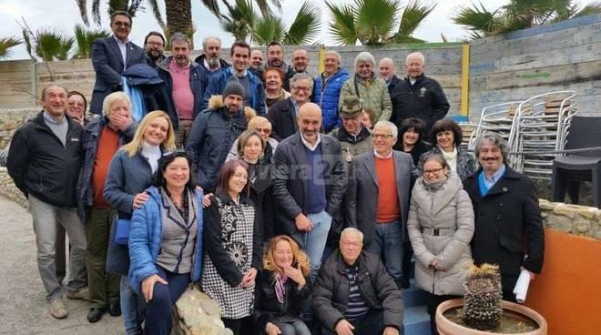 riviera24 santo stefano al mare amatrice foto di gruppo
