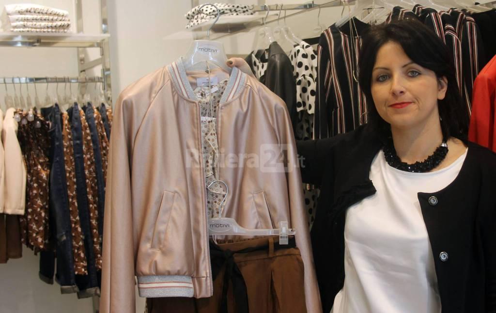 Riviera24 - #shoppingexperience, collezione Motivi primavera 2017, Molo 8.44