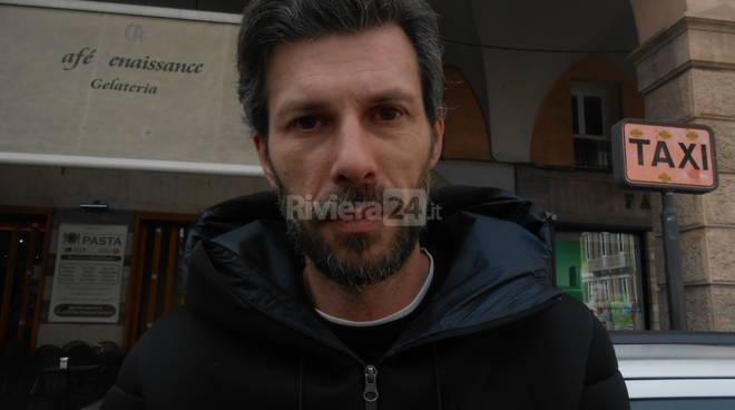 Riviera24 - Michele Sardo tassista Sanremo