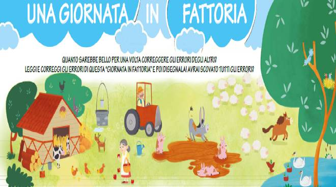 """riviera24 - """"Una giornata in fattoria"""""""