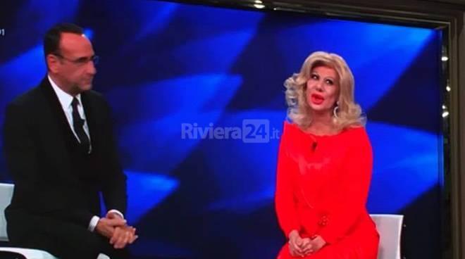 Sanremo: con la regina degli ascolti boom del festival al debutto