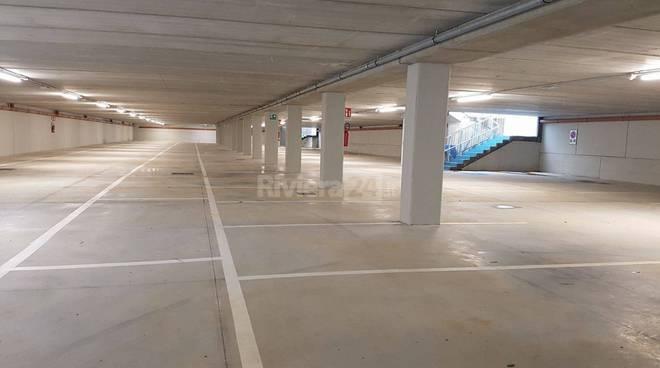 Taggia parcheggio Quartè
