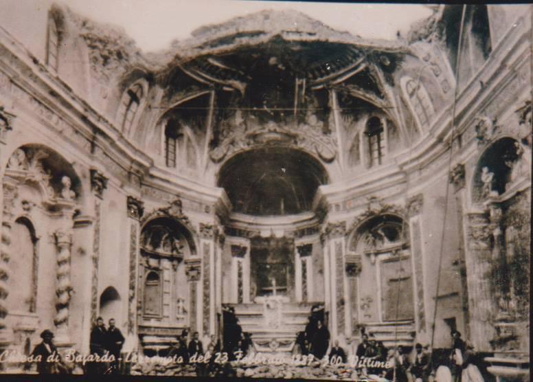 Terremoto 23 febbraio 1887