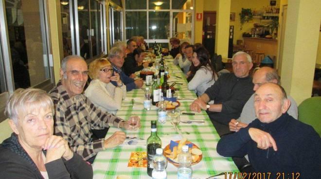 Ventimiglia, serata conviviale al Tennis Club