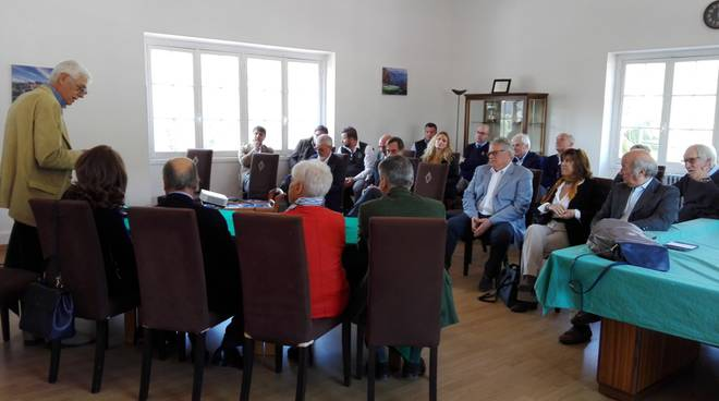 A Sanremo si incontra lo stato maggiore del golf ligure: turismo e progetto scuola le priorità