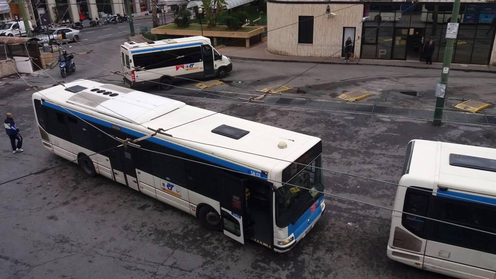 bus RT e sistema satellitare inattivo