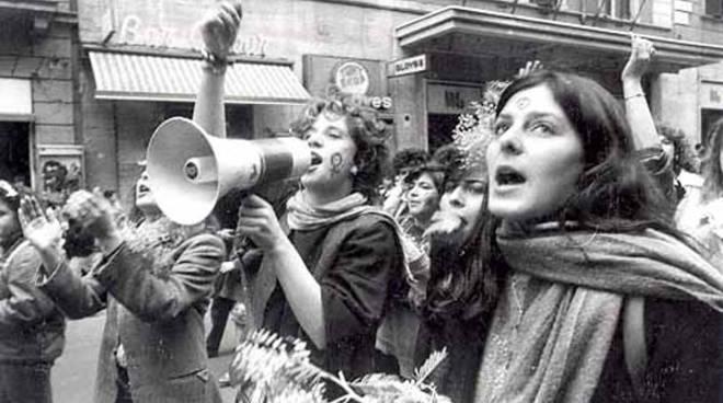 Festa della donna, movimenti femminili, femminismo