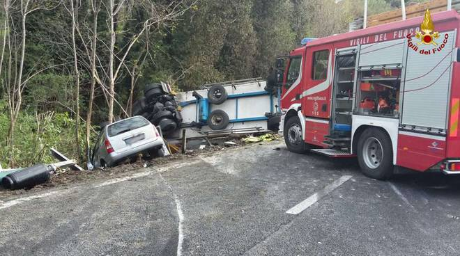incidente mortale a10