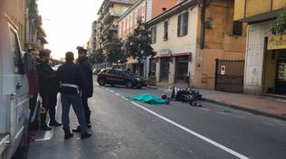 incidente mortale ventimiglia