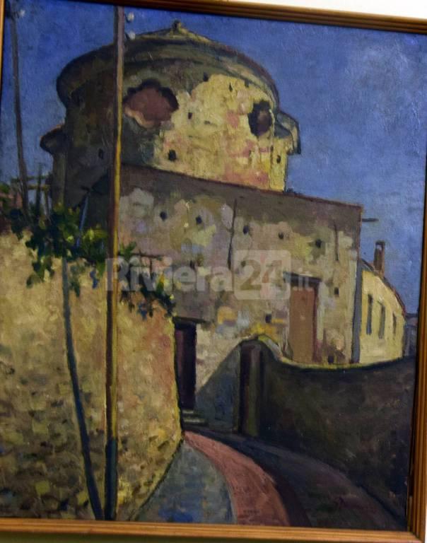 mostra Casinò  Giuseppe Ferrari: pittore di fama internazionale