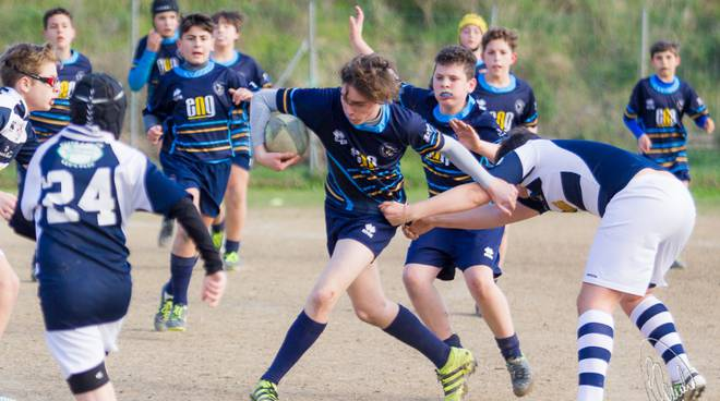 riivera24 - Imperia Rugby under 14