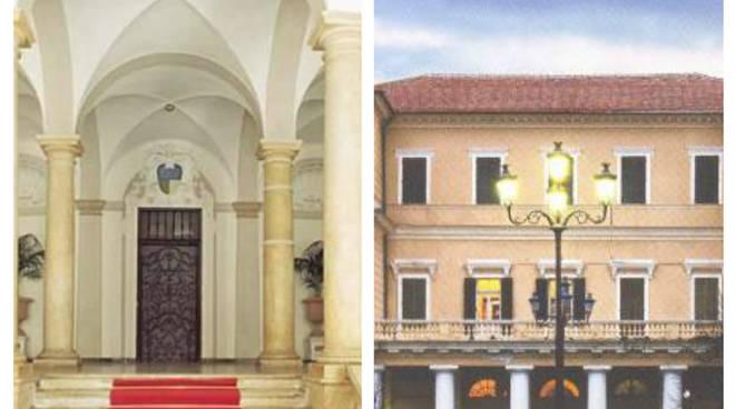 riviera - collage museo civico borea d'olmo sanremo pinacoteca rambaldi coldirodi