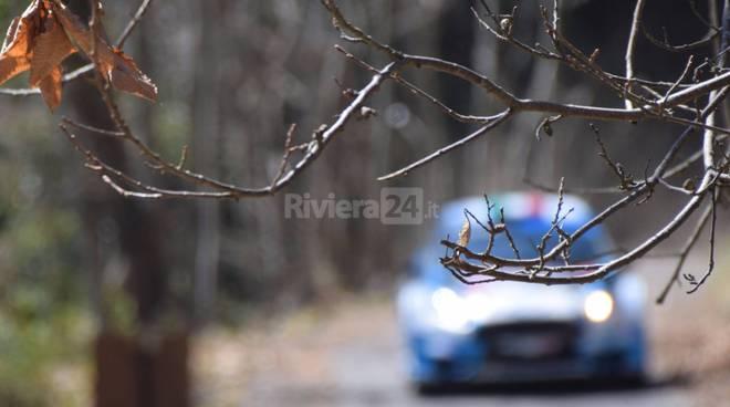 riviera24 - 64° Rallye di Sanremo Shakedown