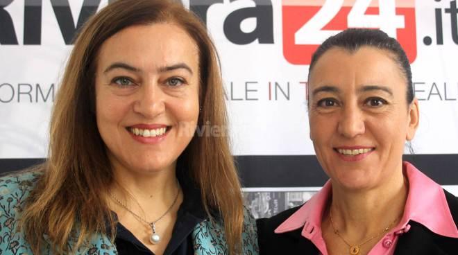 Riviera24 - Barbara e Monica Borsotto