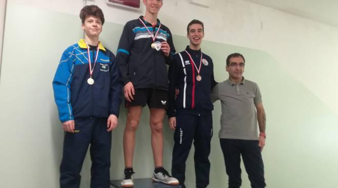 riviera24 - Campionati regionali giovanili di tennistavolo