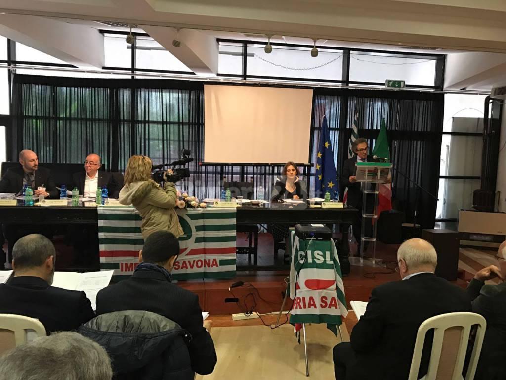 riviera24 -  Elezione Cisl Imperia Savona
