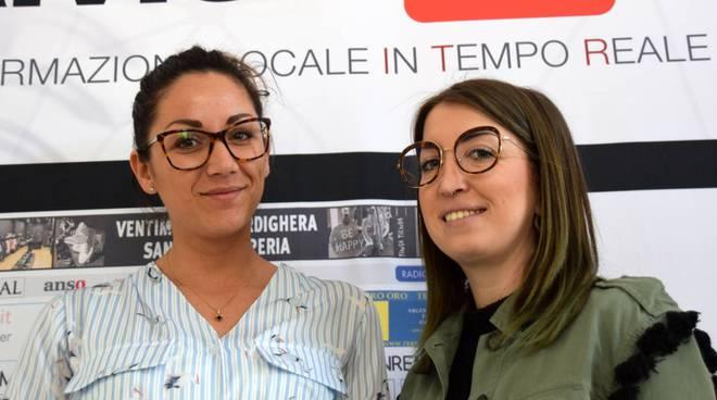 Riviera24 - Elisa Giordano e Francesca Morandi, White Spaces