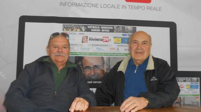Riviera24 - Emanuele Conte e Bruno Giacomel